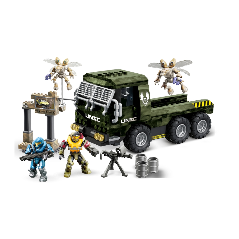 Covenant Drone [Attack] Outbreak, 2015 New Halo Mega Bloks Covenant Drone [Attack] Outbreak, buildling block set, mega bloks halo wars, lego compatible construction toy