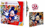 Mega Puzzles Classic Mickey Mouse officially licensed Mega Puzzles product at B.A. Toys.