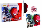 Mega Puzzles Spiderman Face Off officially licensed Mega Puzzles product at B.A. Toys.