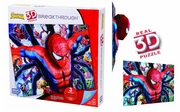 Mega Puzzles Spiderman Jump Into Action officially licensed Mega Puzzles product at B.A. Toys.