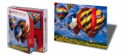 Mega Puzzles Hot Air Balloons officially licensed Mega Puzzles product at B.A. Toys.