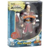 Avatar: The Last Airbender Fire Assault Zuko officially licensed Avatar: The Last Airbender product at B.A. Toys.
