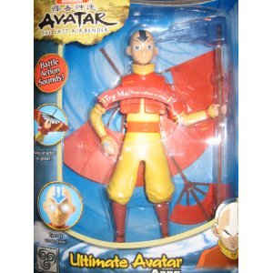 Avatar: The Last Airbender Ultimate Avatar officially licensed Avatar: The Last Airbender product at B.A. Toys.