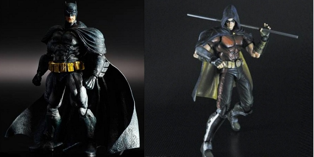 Square Enix: Play Arts Kai: Batman Kai Batman and Robin Series 2 officially licensed Square Enix: Play Arts Kai: product at B.A. Toys.