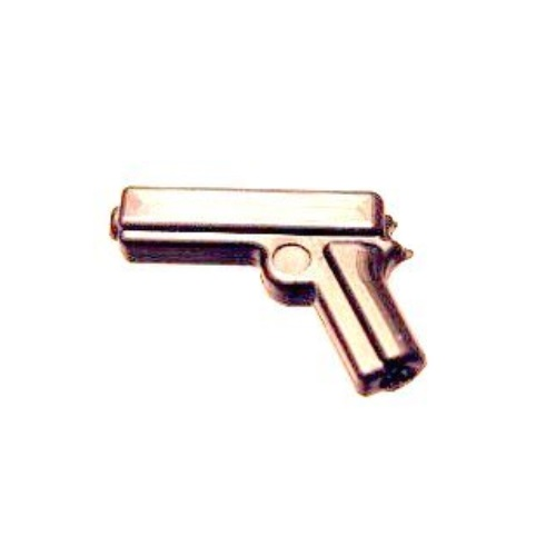 BrickArms M1911 Handgun is an officially licensed, authentic BrickArms product at B.A. Toys featuring M1911 Handgun by BrickArms