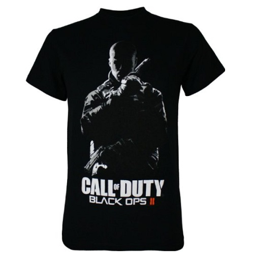 Call of Duty Black Ops Lone Wolf Shirt officially licensed Call of Duty Black Ops product at B.A. Toys.