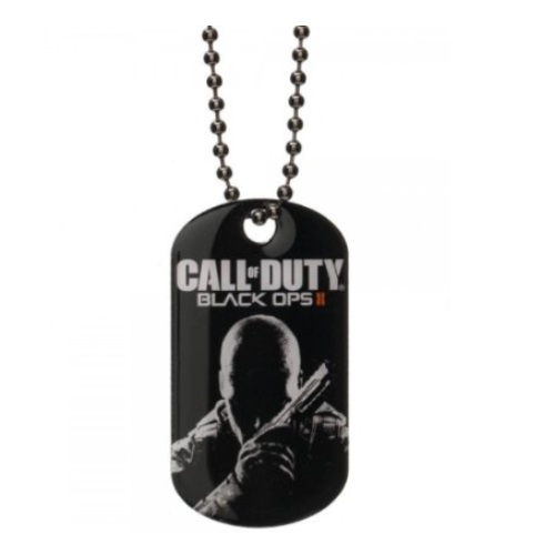 Call of Duty Black Ops II Dog Tags officially licensed Call of Duty product at B.A. Toys.