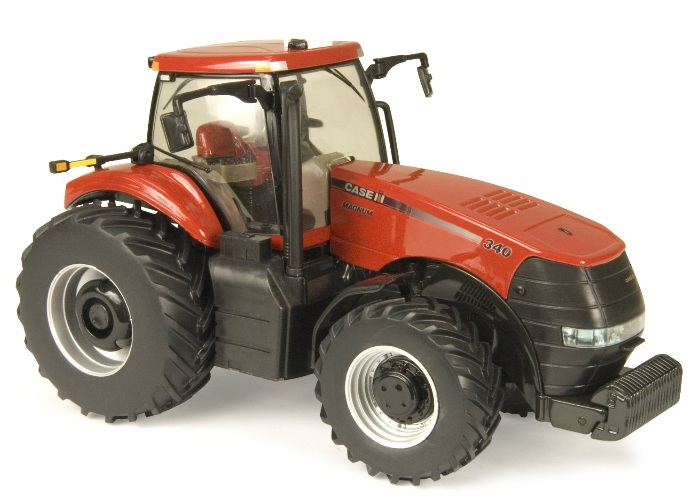 ERTL Prestige Collection Case IH Magnum 340 Tractor 1:32 Die-Cast officially licensed ERTL Prestige Collection product at B.A. Toys.