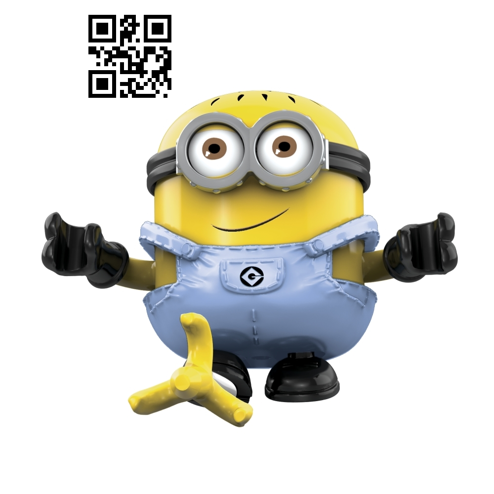Mega Bloks Despicable ME <b>Buildable Minion Blind Packs Series I [1]</b> [1 Random Mystery Pack] officially licensed Mega Bloks Despicable ME product at B.A. Toys.