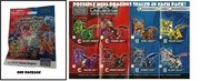 Dragons Universe Mega Bloks Micro Dragons Random Mystery Minifig Pack officially licensed Dragons Universe Mega Bloks product at B.A. Toys.