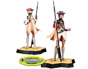 Gentle Giant EE Exclusive Star Wars Leia in Boushh Disguise Maquette is an officially licensed, authentic Gentle Giant product at B.A. Toys featuring EE Exclusive Star Wars Leia in Boushh Disguise Maquette by Gentle Giant