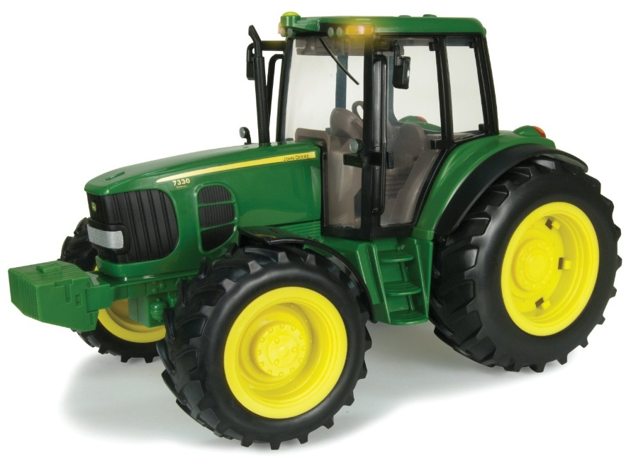 ERTL John Deere Big Farm JD 7330 Tractor 1:16 Scale officially licensed ERTL John Deere Big Farm product at B.A. Toys.