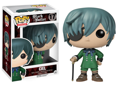 Black Butler Ciel Funko Pop! Anime Vinyl Figure
