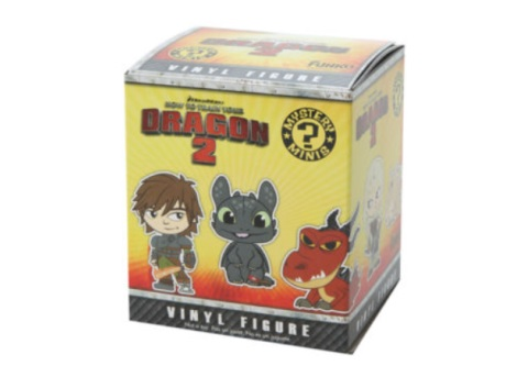 How To Train Your Dragon HTTYD Mystery Pack Funko Minifigures Blindbox officially licensed How To Train Your Dragon product at B.A. Toys.