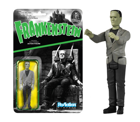 Universal Monsters Frankensteins Monster Funko ReAction Retro Action Figure