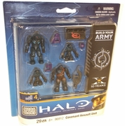 Halo Mega Bloks Covenant Assault Unit officially licensed Halo Mega Bloks product at B.A. Toys.
