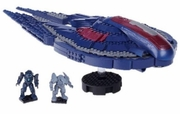 Halo Mega Bloks Covenant Seraph officially licensed Halo Mega Bloks product at B.A. Toys.