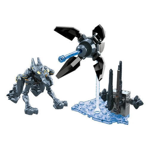 Halo Mega Bloks Forerunner Weapons Pack II officially licensed Halo Mega Bloks product at B.A. Toys.