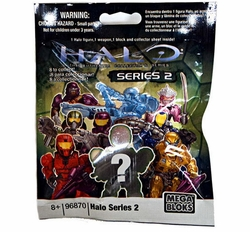 Halo Mega Bloks Series 2 Minifigure Mystery Pack At Ba Toys
