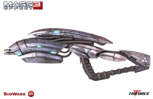 TriForce Mass Effect 3 Geth Pulse Rifle Limited Edition 500