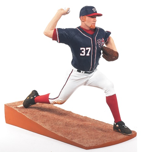 McFarlane Sports Picks MLB Stephen Strasburg [Nationals] Series 31 officially licensed McFarlane Sports Picks MLB product at B.A. Toys.