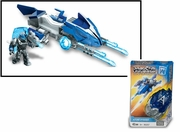 Dragons Universe Mega Bloks Azure Striker officially licensed Dragons Universe Mega Bloks product at B.A. Toys.