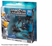 Dragons Universe Mega Bloks Alliance Troop Pack officially licensed Dragons Universe Mega Bloks product at B.A. Toys.