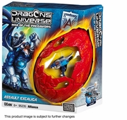 Dragons Universe Mega Bloks Assault Excaliga officially licensed Dragons Universe Mega Bloks product at B.A. Toys.