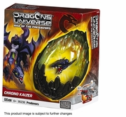 Dragons Universe Mega Bloks Chrono Kaizer officially licensed Dragons Universe Mega Bloks product at B.A. Toys.