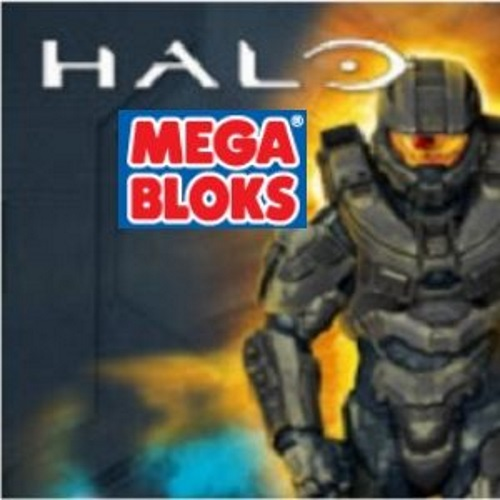 Halo Mega Bloks Armory Pack III Case Option officially licensed Halo Mega Bloks product at B.A. Toys.