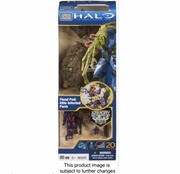 Halo Mega Bloks Flood Pod Elite Combat Form officially licensed Halo Mega Bloks product at B.A. Toys.