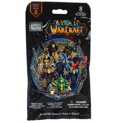 Warcraft Mega Bloks Mystery Pack #91100 [Series 1 M.A.F.] is an officially licensed, authentic Warcraft Mega Bloks product at B.A. Toys featuring Mystery Pack #91100 [Series 1 M.A.F.] by Warcraft Mega Bloks