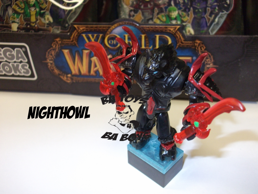 Warcraft Mega Bloks Nighthowl M.A.F. [EPIC / RARE] is an officially licensed, authentic Warcraft Mega Bloks product at B.A. Toys featuring Nighthowl M.A.F. [EPIC / RARE] by Warcraft Mega Bloks