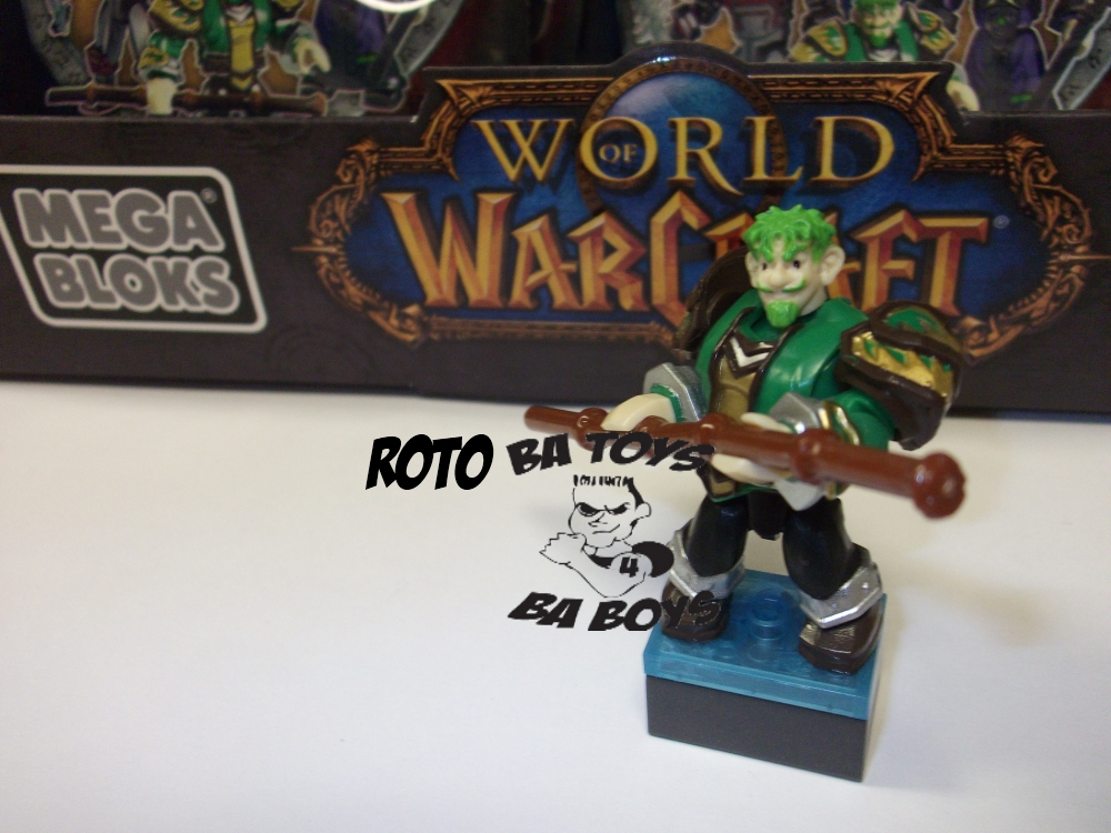 Warcraft Mega Bloks Roto M.A.F is an officially licensed, authentic Warcraft Mega Bloks product at B.A. Toys featuring Roto M.A.F by Warcraft Mega Bloks