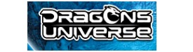 Dragons Universe Official logo.