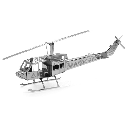 Metal Earth Bell Helicopter UH-1 Huey Special Order Ships 2-4 Weeks officially licensed Metal Earth product at B.A. Toys.