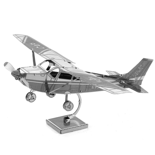Metal Earth Cessna Skyhawk Special Order Ships 2-4 Weeks officially licensed Metal Earth product at B.A. Toys.