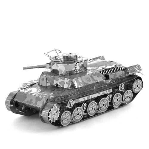 Metal Earth Chi Ha Tank Special Order Ships 2-4 Weeks officially licensed Metal Earth product at B.A. Toys.