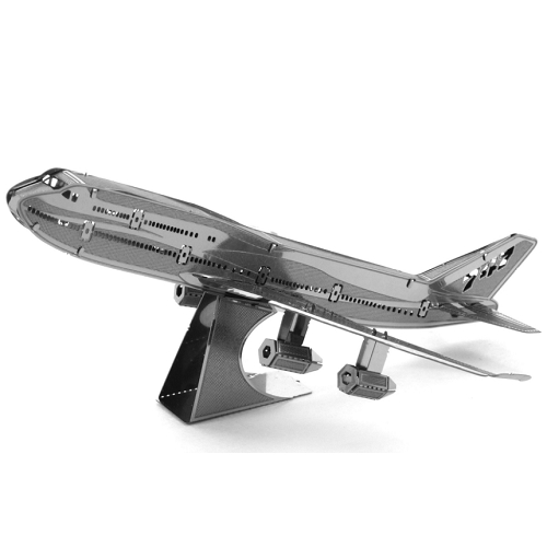 Metal Earth Commercial Jet Special Order Ships 2-4 Weeks officially licensed Metal Earth product at B.A. Toys.