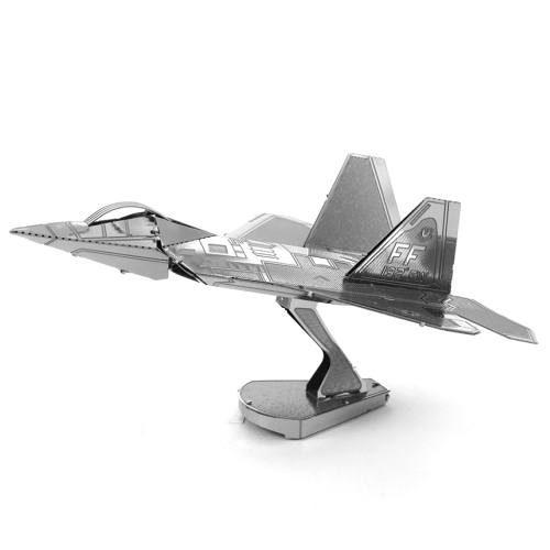 Metal Earth Lockheed Martin F-22 Raptor Special Order Ships 2-4 Weeks officially licensed Metal Earth product at B.A. Toys.
