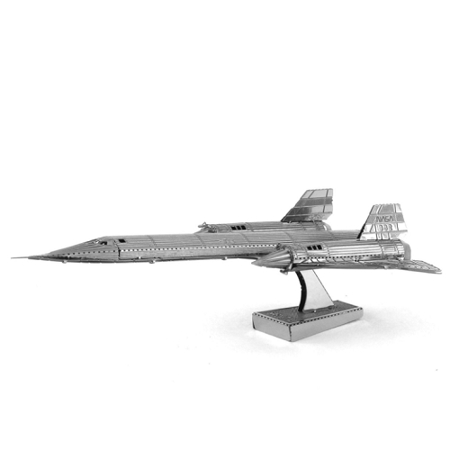 Metal Earth Lockheed Martin SR-71 Blackbird Special Order Ships 2-4 Weeks officially licensed Metal Earth product at B.A. Toys.