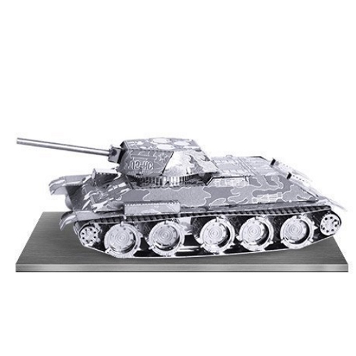 Metal Earth T-34 Tank Special Order Ships 2-4 Weeks officially licensed Metal Earth product at B.A. Toys.