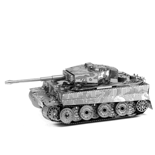 Metal Earth Tiger 1 Tank Special Order Ships 2-4 Weeks officially licensed Metal Earth product at B.A. Toys.