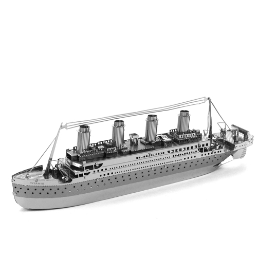 Metal Earth Titanic Special Order Ships 2-4 Weeks officially licensed Metal Earth product at B.A. Toys.