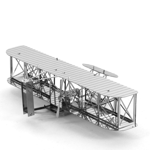 Metal Earth Wright Brothers Airplane Special Order Ships 2-4 Weeks officially licensed Metal Earth product at B.A. Toys.