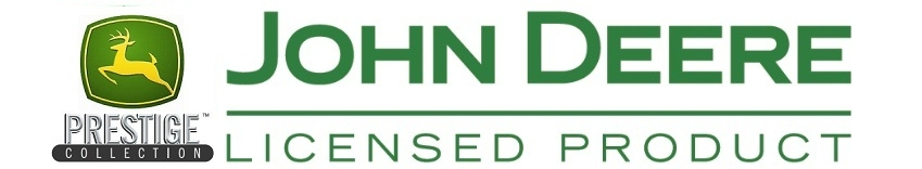 John Deere Prestige Collection Officially Licensed Item Banner