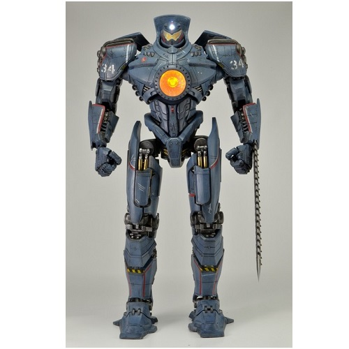 NECA Pacific Rim Gipsy Danger Action Figure with LED Lights