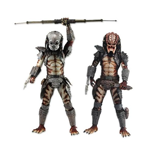 Predator 2 City Hunter & Guardian Predator 1:4 Scale Figures is an officially licensed, authentic Predator 2 product at B.A. Toys featuring City Hunter & Guardian Predator 1:4 Scale Figures by Predator 2