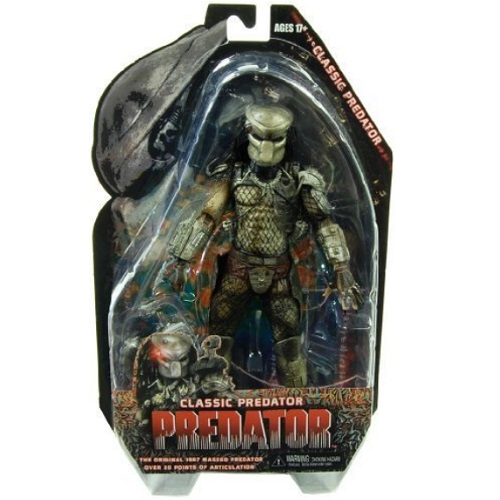 Predator Masked Classic Predator [Series 3] officially licensed Predator product at B.A. Toys.