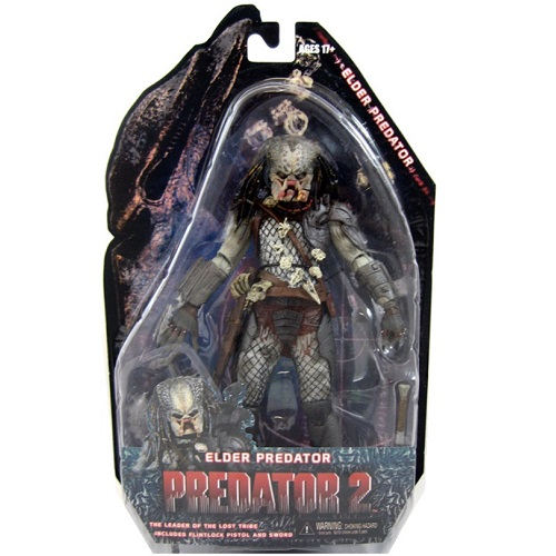 Predator 2 Elder Action Figure [Series 3] officially licensed Predator 2 product at B.A. Toys.